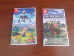 Jogos Nintendo Switch