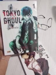 Tokyo Ghoul - Coleção do 1° ao 9° Volume