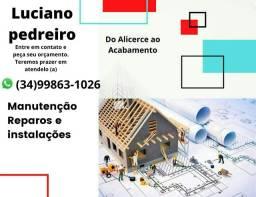 Construções reformas e manutenção de telhados LTDA