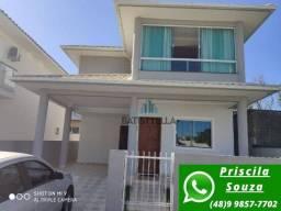 P.S CA0384- Ótima casa no Norte da ilha, com 03 dormitórios!!