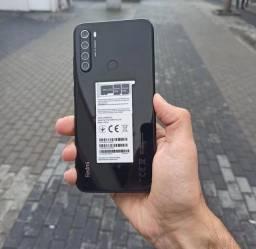 Redmi note 8 64 GB preto ou azul