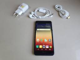 """LG X Power Índigo com 16GB, Tela de 5.3"""", Câmera 13MP, Android 6.0, 4G"""
