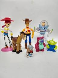 Coleção Toy Story com 7 personagens Publicado em 01/10 às 17:08