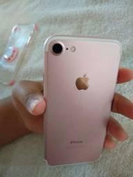 Vendo iPhone 7s 128GB em perfeito estado