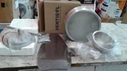 Ventilador de Teto Ventisol Fharo 110v Completo 3 Meses de Garantia