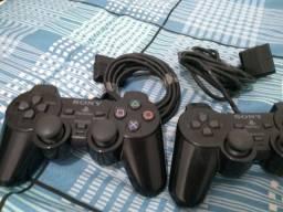 Controle de Playstation 2 original ,ótimo estado