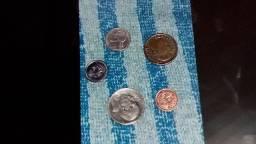 Vendo moedas antigas,
