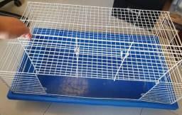 Gaiola para gatos, coelhos, hamster, chinchila, ratos, cachorros filhotes