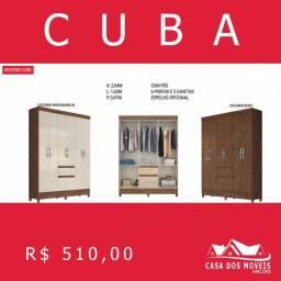 Roupeiro Cuba