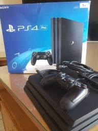 PS4 Pro - HD de 2TB