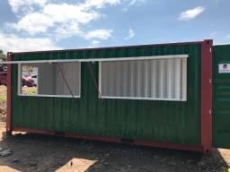 Lanchonete Container 6mts