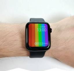 Relógio Smart Wacth Iwo 12 Lite W26 Tela Infinita (Entrega Grátis)