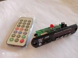 Decodificador MP3 player