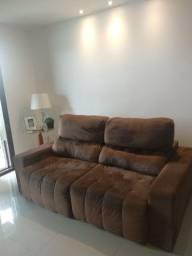 Sofá retrátil e reclinável (confortável)