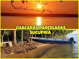Chácaras parceladas lado Rancho Sucupira em Palmas condomínio