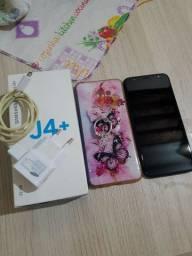 Samsung J4+ (VENDO OU TROCO POR MELHOR)