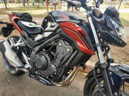 Honda CB-500 F Top 2019 Único Dono