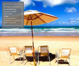 T.M - Seu investimento está aqui! Venha ter seu Flat no Beach Class Summer