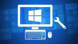 Formatação e manutenção de PC