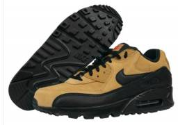 Tênis Nike Air Max 90 Essential Marrom - Original