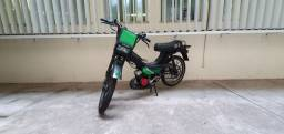 Mobilete xr 75cc preta perfeita