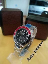 Relógio Rolex novo na caixa unissex