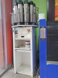 Máquina dosadora Renner de tintas Manual Fluid Management Modelo 12nsc80252 - 127 volts