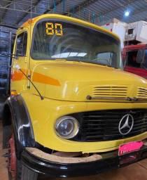 Caminhão MB 2013 - 1980 carroceria