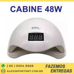 Cabine 48w Profissional Estufa Com Garantia