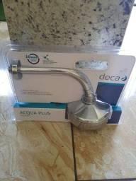 Chuveiro deca,Acqua Plus, novo.