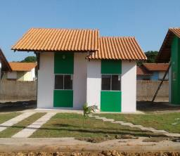 Casas com 2 quartos em condomínio fechado