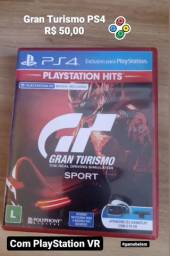 Gran Turismo Ps4