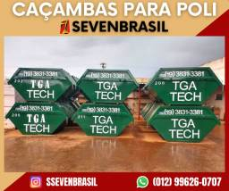 Caçambas para Poli - SevenBrasil