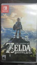 Zelda breath of the wild ( switch )
