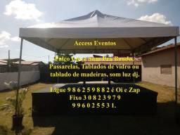 Palco Coberto Com Som E Luz Ligue ( 9 8 6 2 5 9 8 8 2 )