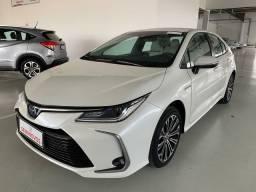 Corolla Altis Premium Híbrido 2020 Automático