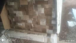 Revestimento ceramica para parede/ muro