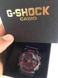 Relógio Casio G-Shock BABY-G Feminino
