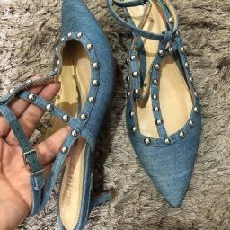 Sapato Schutz 38