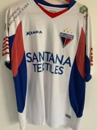 Camisa Fortaleza Temporada 2008 (Uniforme Branco)