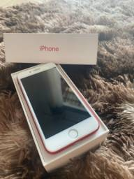 iPhone 7 (128gb) red {oportunidade}
