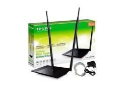 Roteador TP-Link TL-WR841HP 300Mbps em Estado de Novo