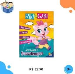 Título do anúncio: Jogos e Livros Educativos para crianças