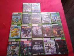 Título do anúncio: 17 jogos original Xbox 360 usados em bom estado