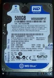 HD Western Digital Blue 500Gb