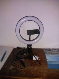 lampada pra fazer live pelo celular