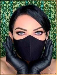 Máscara de tecido atacado e Varejo