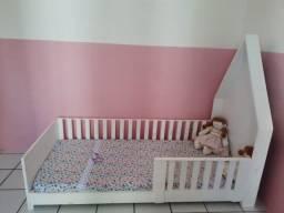 Cama infantil feminina