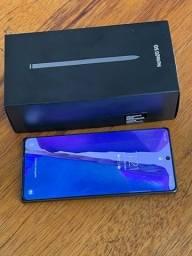 Samsung Note 20, impecável , act troca por IPhone