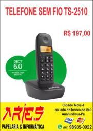Telefone sem Fio Intelbras TS-2510
